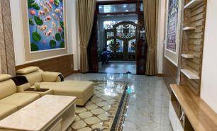 Cần bán nhà phố sát mặt tiền Quang Trung, gần chợ Hạnh Thông Tây, quận Gò Vấp, 1 trệt, 1 lửng, 3 lầu, giá 11 tỷ