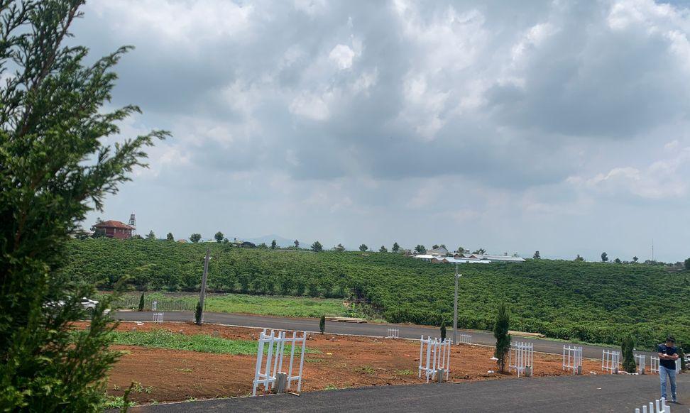 Đất đầu tư nghỉ dưỡng view đồi hồ Lộc Thanh, giá chỉ 8 triệu/m2